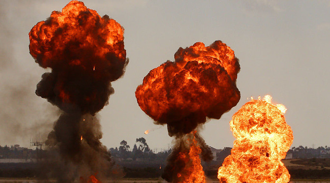 Explosions 2014