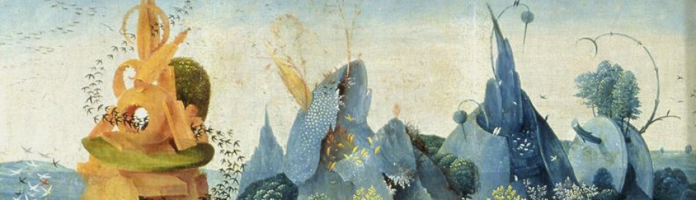 Hieronymus Bosch - The Garden of Earthly Delights - Left Panel