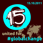 15 October 2011 global protest
