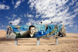 Syria, Democracy, propaganda
