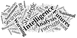 strategic foresight and warning, intelligence,risk