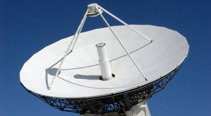 C-band_Radar-dish_Antenna 2014