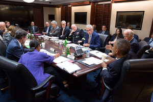 Islamic State, U.S. National Security Council