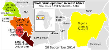 Ebola, epidemic, uncertainty