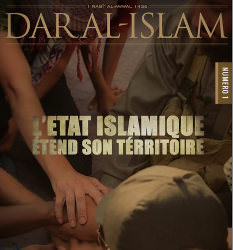Dar al Islam 1, Dabiq, ISIS, IS, Daesh, ISIL, foreign fighters, psyops, Islamic State, mobilization