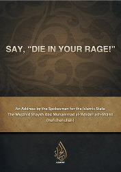 say die in yr rage , ISIS, IS, ISIL, Daesh, Islamic State, Islamic State psyops, Ultimate war