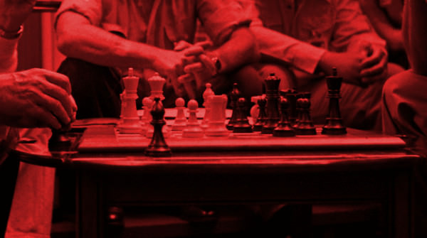 Begin_Brzezinski_Camp_David_Chess red dark 600