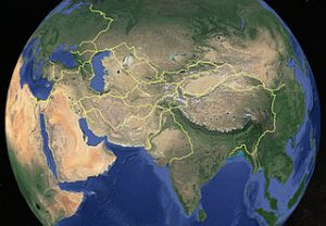 New Silk Road, One Belt One Road, Central Asia