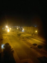 sirte deserted at night, night in Sirte, Sirte, islamic State, war, Libya, war in Libya, offensive sirte